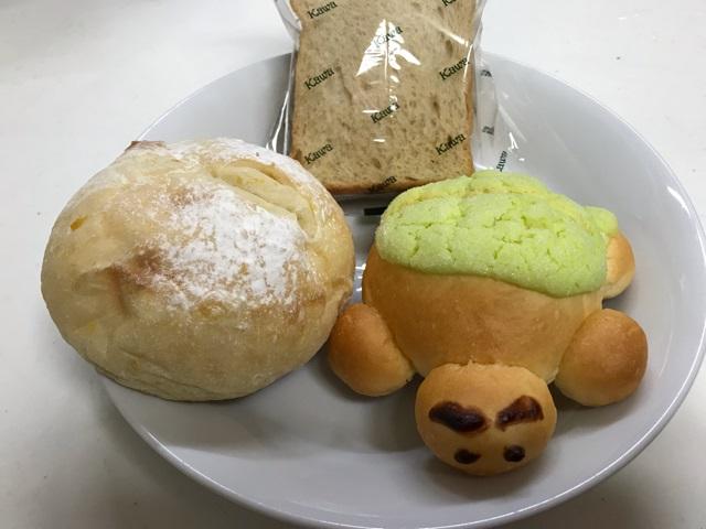 パン工房カワなかもず店のパン