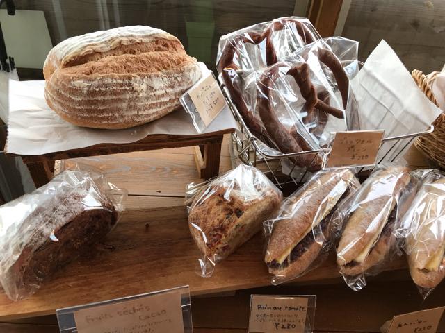 キラナのパン