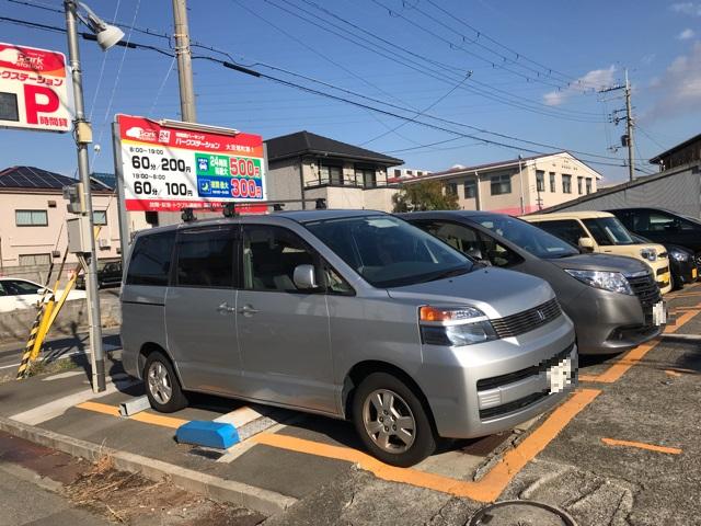 保護犬カフェ堺店の近隣駐車場