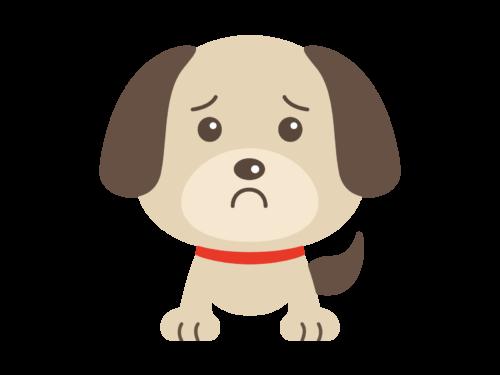 犬のイラスト