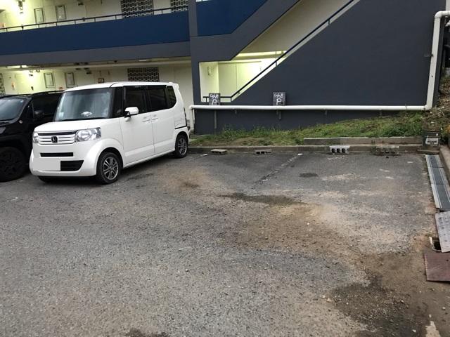 カフェ彦の駐車場