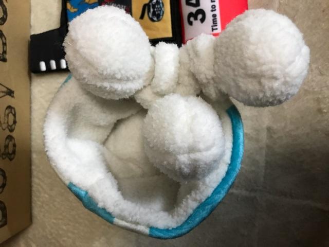 ドギーボックス11月号のおもちゃ